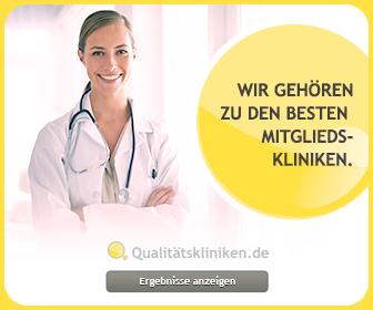 Banner Qualitätskliniken